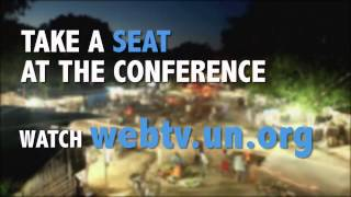 Take a seat at the Global Sustainable Transport Conference on 26-27 November 2016