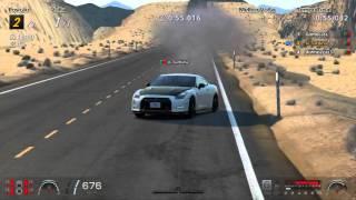 JCTurbina- Top Speed 999 kmh Nissan GTR Nismo Bug car + Bug Track- Crazy- 02/14/16 02:24h