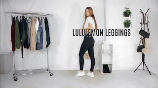 The Best Way To Wear Lululemon Leggings | Casual & Everyday