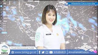 Prakiraan Cuaca BMKG di 33 Kota pada Jumat, 05 Maret 2021: 3 Kota Besar Ini Diprediksi Alami Hujan