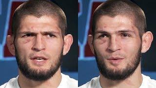Конору придется убить меня, чтобы остановить / Хабиб о плане на бой против Макгрегора на UFC 229