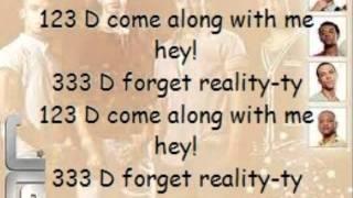 3D- JLS Lyrics