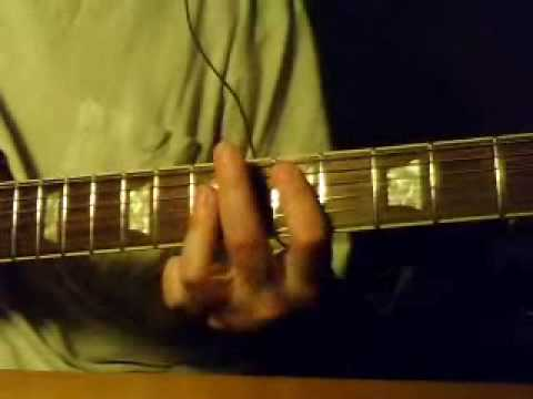 Hey You by BTO guitar lesson