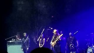 "Justin Timberlake with Chris Stapleton ""Sometimes I Cry"" at Pilgrimage Festival 9/23/17"