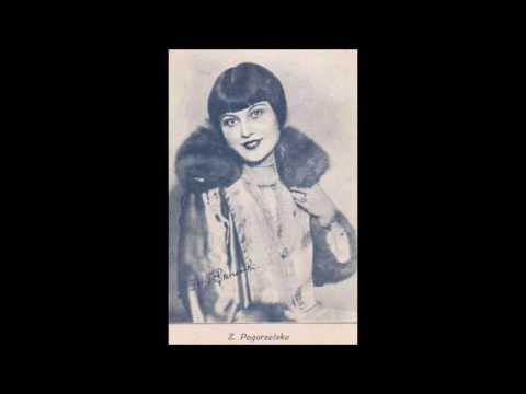 """Zula Pogorzelska - Nie warto ,, Romeo i Julcia """" 1933"""