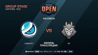 Luminosity vs G2 - DreamHack Open Valencia 2018 - map3 - de_inferno [CM, SSW]