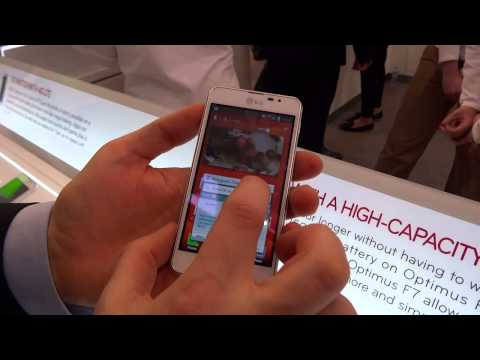 Video anteprima Lg Optimus F5
