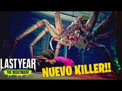 LAST YEAR AFTERDARK - ARACNOFOBIA!! 💥 NUEVO KILLER 💀 LO MÁS BESTIA QUE HE HECHO NUNCA !!!!