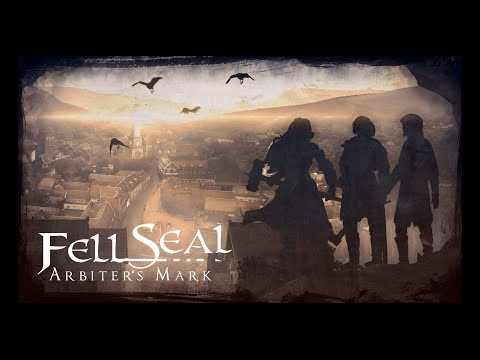 Fell Seal: Arbiter's Mark - Official Intro Movie [Turn-Based JRPG] thumbnail