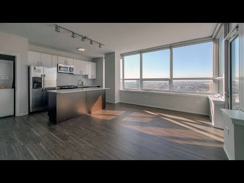 A -12 sunset-view 1-bedroom at the full-amenity Arkadia West Loop