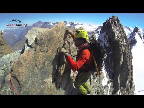 Entrenamiento en montaña - consejos de escalada en roca - entrenamiento Cervino