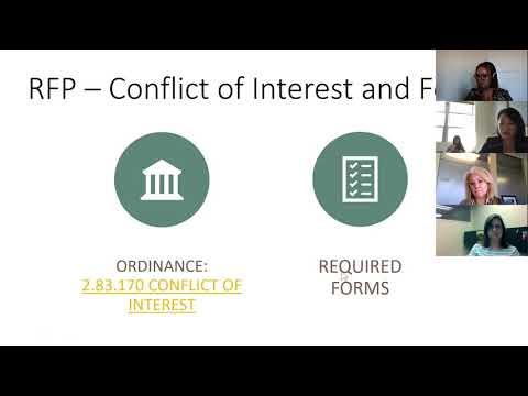 Training on the County's Request for Proposals ... - YouTube