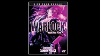 Warlock with Doro Pesch - Burning The Witches