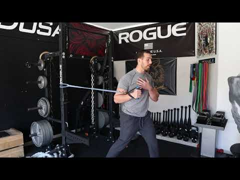 1 Arm Cable Chest Press