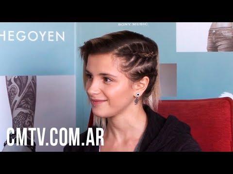Valen Etchegoyen video Entrevista 2017 - Agosto 2017