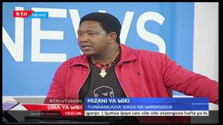 Mizani ya Wiki: Je, Rais Uhuru Kenyatta anahatia wowote kwa kulisha matusi gavana Nanok?