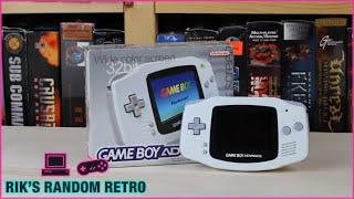 Game Boy Advance   Screen Upgrade