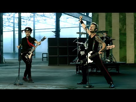 Green Day - American Idiot [OFFICIAL VIDEO] Mp3