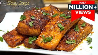 Oven Roasted Fish | Crispy Oven Baked Steelhead Trout Fish Recipe