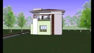 Small House Plan - SHP 1019