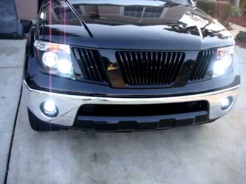07 Nissan Frontier - Black Chrome RIMS