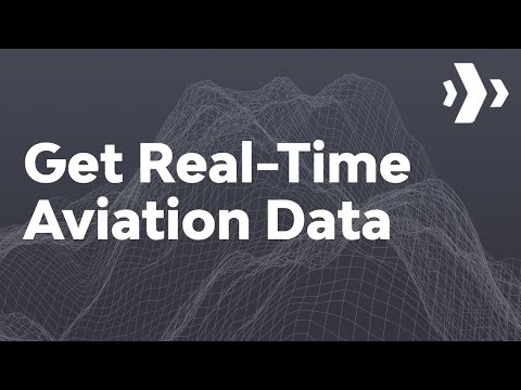 Real-Time Global Aviation Data With the aviationstack API