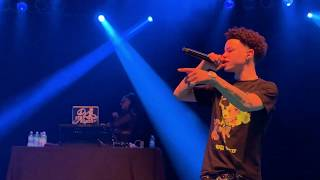 """Lil Mosey Performing """"Kamikaze"""" Live @ The National 32419"""