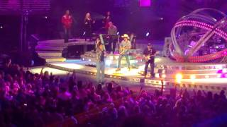 "Garth Brooks - World Tour: Denver - Singing ""People Loving People"" 3/19/15"