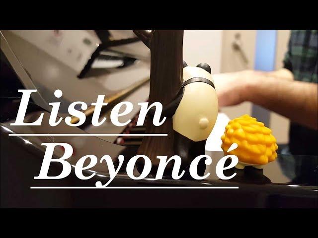 【ピアノ弾き語り】Listen /  Beyoncé [映画Dream Girls] by ふるのーと (cover)