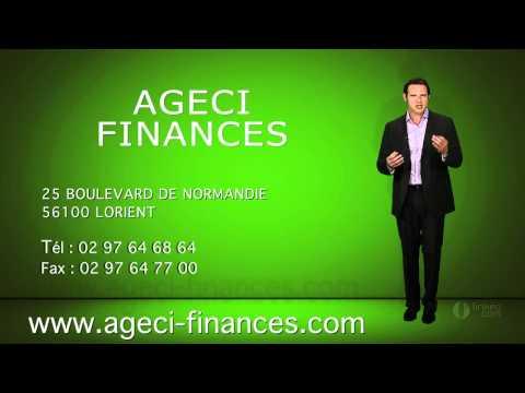 SARL AGECI FINANCES Agence financière à Lorient