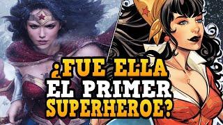 ¿Wonder Woman El Primer SuperHeroe De DC Comics? ¿Superman Fue Una Mentira? - Wonder Woman #750