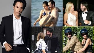 16 Girls Keanu Reeves Dated (Matrix)
