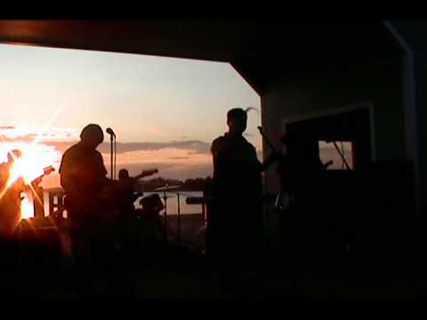 The Common Senses - Hey Jazz (Original Song) Live on Cliff Island!!
