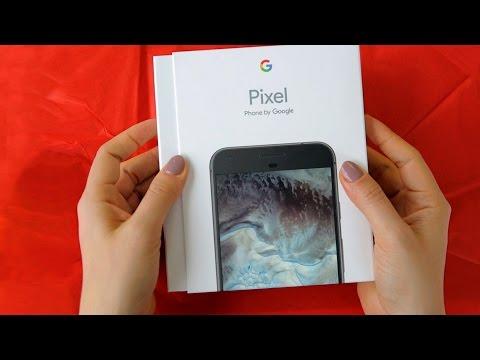 Google lança o Pixel, seu 1º smartphone de fabricação própria