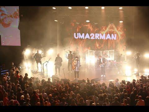 Uma2rman  Концерт Vegas Citi Hall 1 Ноября 2017