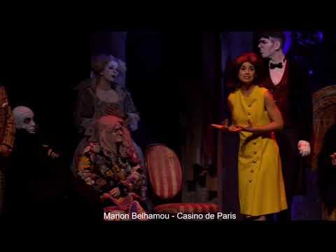 """Comédie musicale """"la famille Addams"""", Casino de Paris"""
