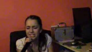 XXemmaXXleighXX Infatuation COVER Christina Aguilera