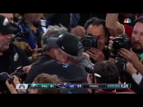 "My band, 88mph, performing our cover of ""We Will Rock You"" and ""We Are The Champions"" to celebrate the Eagles' 2018 Super Bowl victory"