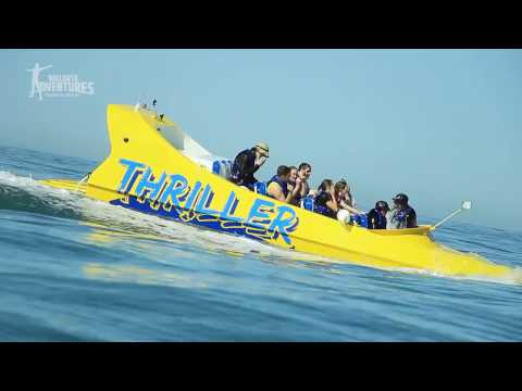 THRILLER speed boat by Vallarta Adventures, Mexico