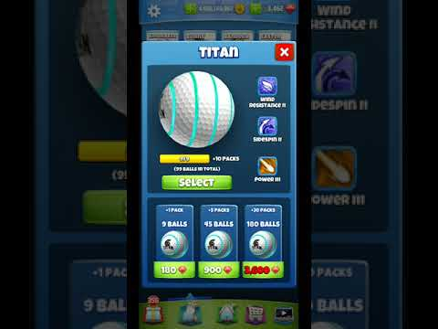 Golf Clash Ball Guide - How to effectively use your balls (TWSS)