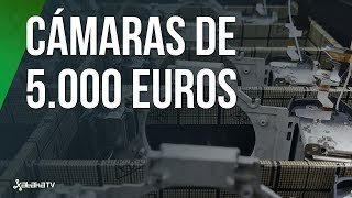 CÁMARAS de MÁS de 5000€: así se fabrican