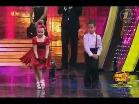 Детский Мега Танец