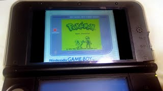 Play Your 3ds Virtual Console Games In Retro Mode!
