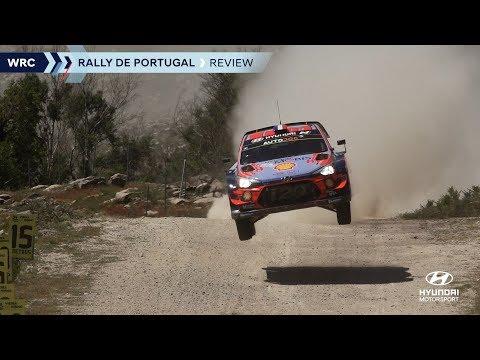 Rally de Portugal Review - Hyundai Motorsport 2019