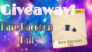 ajpw giveaway raccoon tail - Thủ thuật máy tính - Chia sẽ kinh