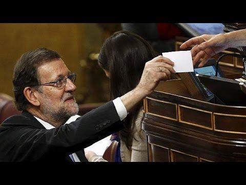 Премьер Испании и глава НП Мариано Рахой предлагает создание коалиции