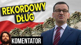 Bankructwo Polski TO FAKT – 40 MLD Nowego Długu w Marcu
