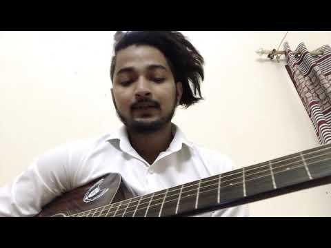Tere bina Acoustic - Zaeden ft. Jonita Gandhi   Guitar Lesson   Guitar Cover   Romantic Songs 2019