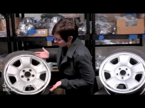 Tribeca Rims & Tribeca Wheels - Video of Subaru Factory, Original, OEM, stock new & used rim Co.