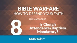 Is Church Attendance/Baptism Mandatory?